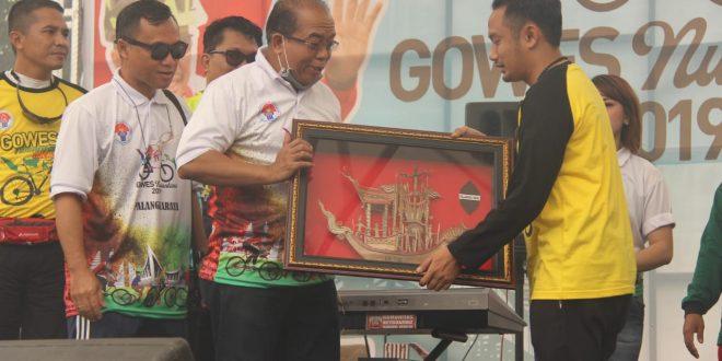 Gowes Nusantara 2019 Etape Palangka Raya Smart City