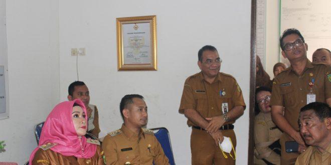 "Inspektorat Kota Palangka Raya Launching "" Coaching Clinic APBD"""