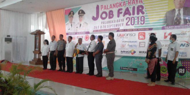 Palangka Raya Job Fair Tahun 2019