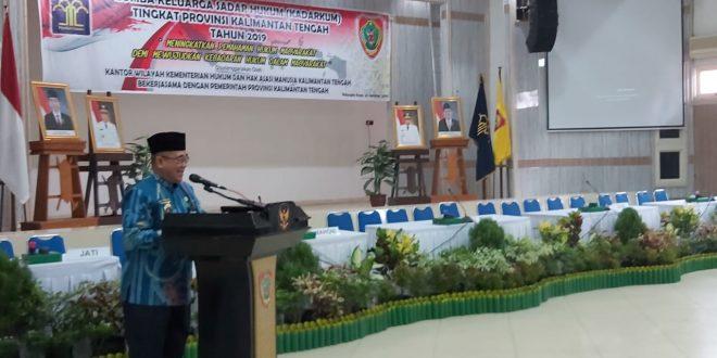Lomba Kadarkum Tingkat Provinsi Kalteng 2019