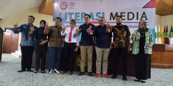 Komisi Penyiaran Indonesia Gelar Literasi Media