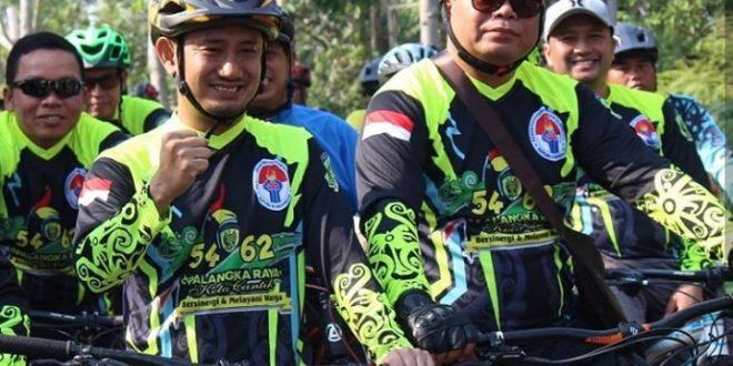 Atlet Nasional Meriahkan Mountain Bike Rally Tour To Bukit Batu
