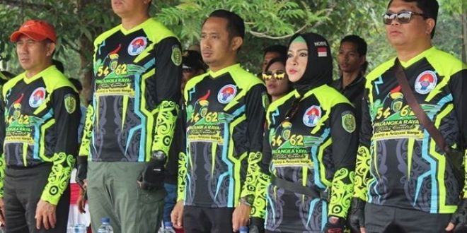 300 Peserta Ramaikan Mountain Bike Rally Tour To Bukit Batu