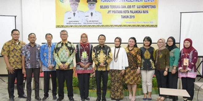 BKPP Umumkan yang Lolos Seleksi Terbuka Jabatan Pimpinan Tinggi Pratama
