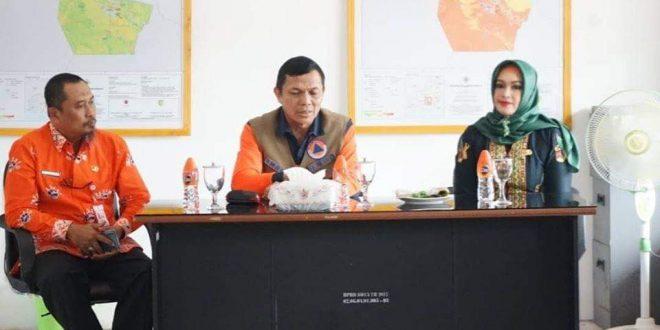 Tim BNPB Monev Karhutla ke Palangka Raya