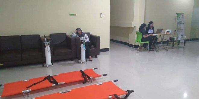 Rumah Sakit Awal Bros Betang Pambelum Sediakan Rumah Oksigen