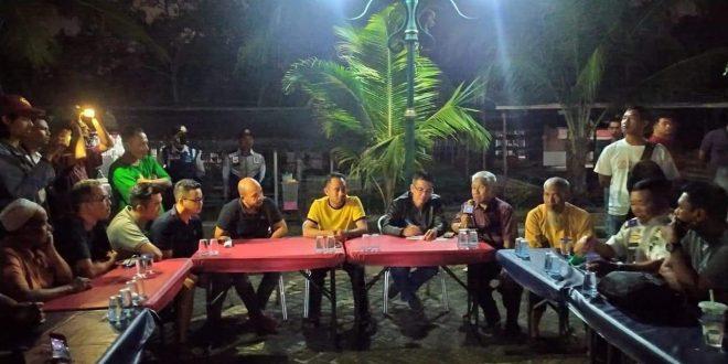 Walikota Bolehkan PKL Berjualan Sementara di Taman Garuda