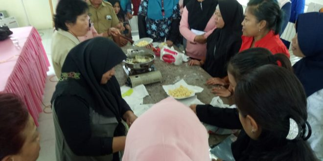 Program Local Economic Development (LED) Di Kampung KB Kelurahan Petuk Ketimpun