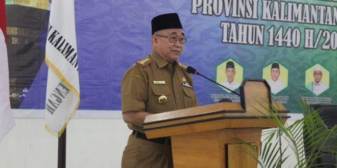 Evaluasi Penyelenggaraan Ibadah Haji Provinsi Kalteng