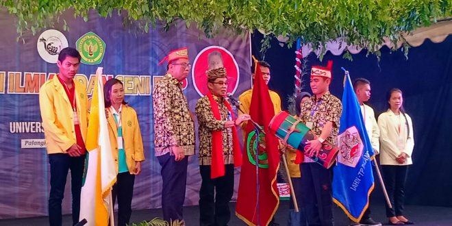 Rektor UPR : Seni Tidak Pernah Lapuk oleh Zaman