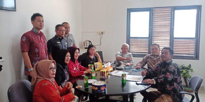 Selaraskan Program Pembangunan, Wakil Rakyat Berkunjung ke Disperkim