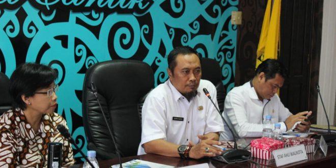 Jakstrada Pemko Palangka Raya Kelola Sampah