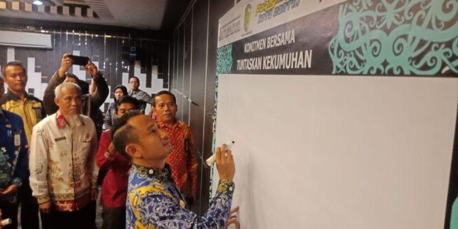 Wujudkan Program KOTAKU Melalui Platform Kolaborasi