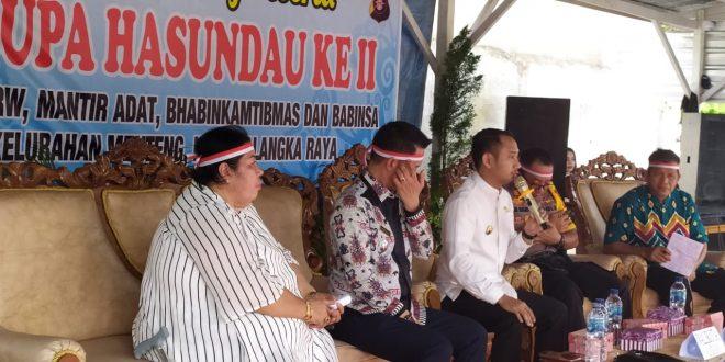 Wali Kota Fairid Serap Aspirasi Warga Menteng