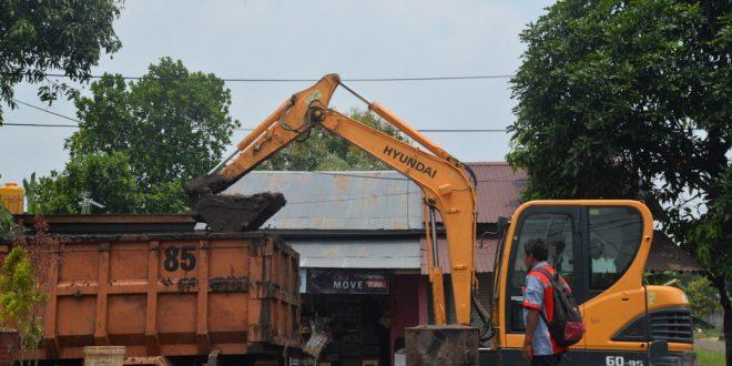 Pemerintah Terus Berupaya Benahi Infrastruktur di Kota Palangka Raya