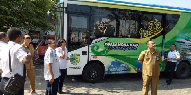 Dishub Kota Palangka Raya Uji Coba BRT Koridor II