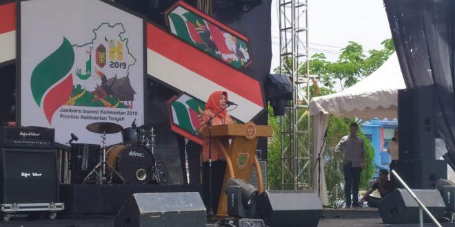 Jambore Inovasi Kalimantan Tahun 2019