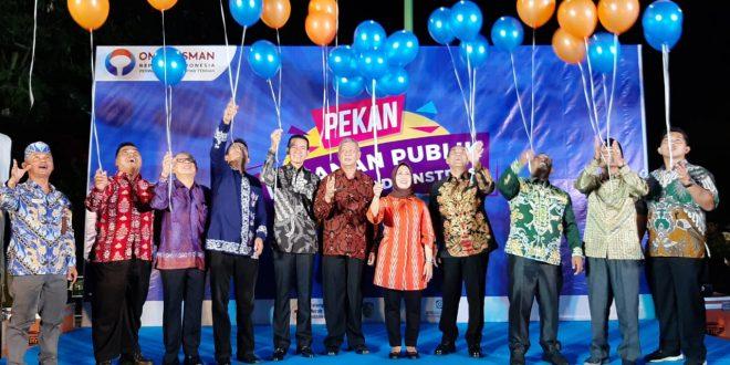 Komitmen Bersama untuk Melaksanakan Pelayanan Publik Tanpa Maladministrasi