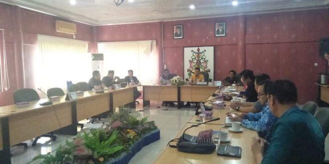 KPU Sampaikan Hasil dan Tahapan Pilkada ke DPRD