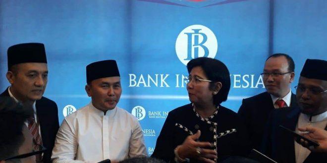 Rihando Kepala Perwakilan BI Kalteng Yang Baru