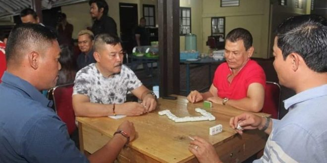 Polda Kalteng Tingkatkan Sinergitas dengan Insan Pers