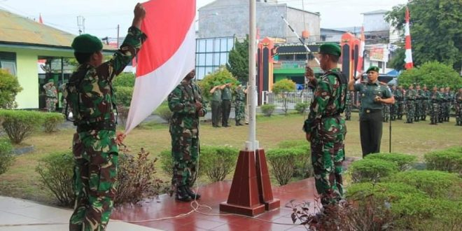 Upacara Merupakan Implementasi Jiwa Nasionalisme Melalui Penghormatan Simbol Negara