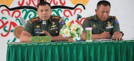Dandim Palangka Raya Imbau Prajurit TNI dan Ibu Persit Bijak Bermedsos