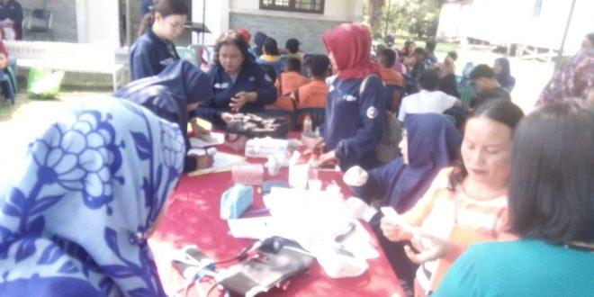 PPI Adakan Gerakan Pencegahan Stunting di Kelurahan Petuk Katimpun