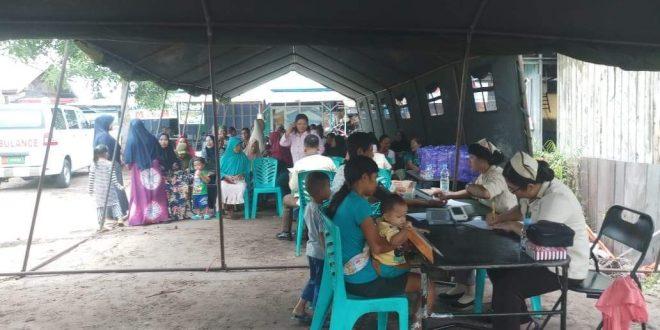 BI dan RS TNI AD Adakan Pengobatan Gratis