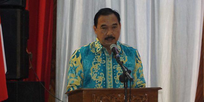 Lima Kecamatan Ramaikan Pesparawi XVIII Tingkat Kota Palangka Raya