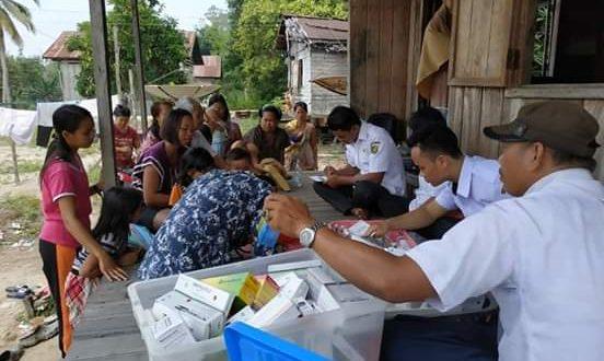 Puskesmas Rakumpit Tingkatkan Pelayanan dengan Gelar Pengobatan Gratis Ke 7 Kelurahan
