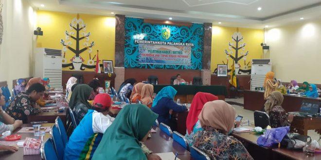Pelatihan Kader/Aktivis PATBM Tingkat Kota Palangka Raya