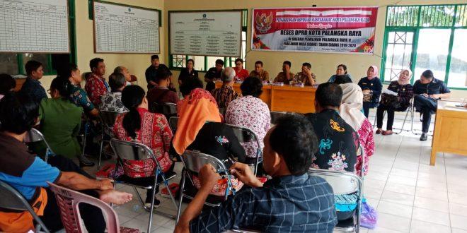 Aspirasi Reses Wakil Rakyat di Menteng