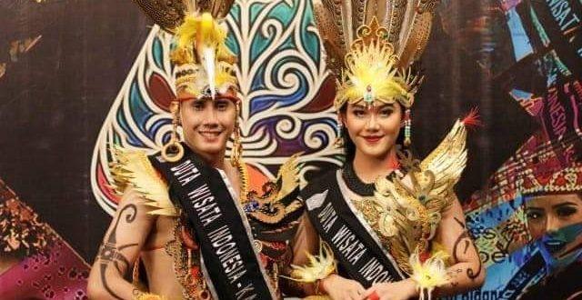 Kalteng Raih Juara I Duta Wisata Indonesia