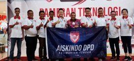 DPD AISKINDO Kalteng Dilantik