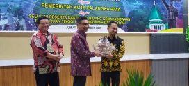 Ramah Tamah Pemko Palangka Raya dengan Peserta Rakornas Bidang Kemahasiswaan dari Aceh dan Sorong