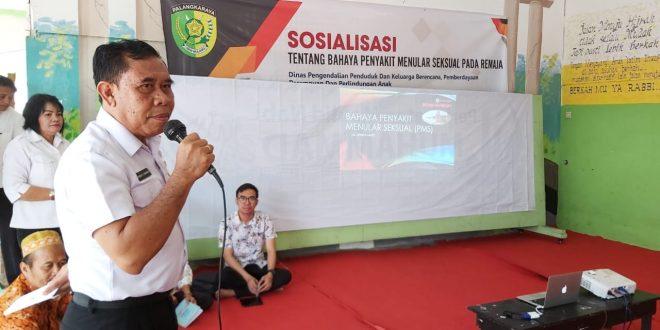 Sosialisasi Bahaya Penyakit Menular Seksual (PMS) Pada Remaja Kota Palangka Raya
