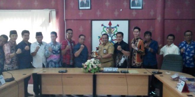 Wakil Rakyat dari Tapin Pelajari Pendidikan dan Infrastrukur di Kota Cantik