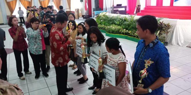Pesparawi Lahirkan Kaderisasi Penyanyi Gerejawi