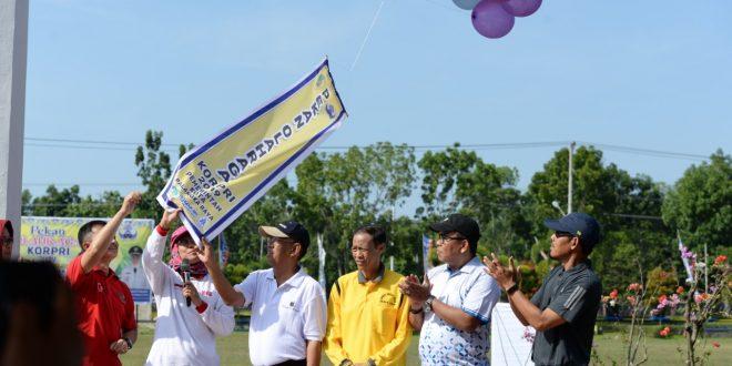 Pekan Olahraga Korpri Pemerintah Kota  Resmi Dimulai