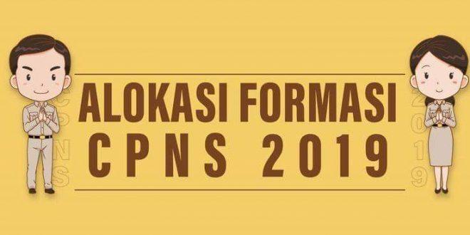Pemko Palangka Raya Umumkan Formasi CPNS 2019