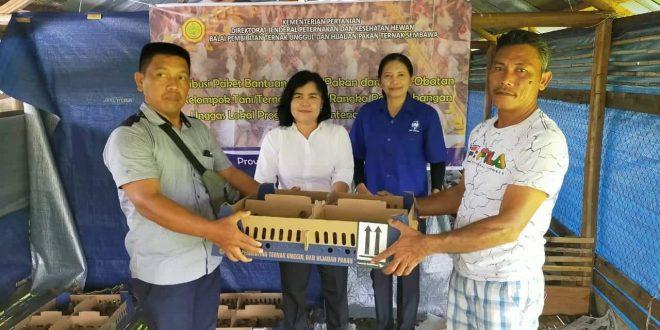 Data Petani Penerima Bantuan Masuk Sistem Kementerian Pertanian