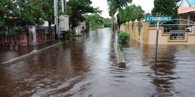 Masyarakat Harus Pro Aktif Cegah Banjir
