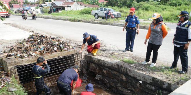 Banjir, Drainase Tidak Mampu Tampung Debit Air Hujan