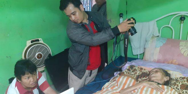 Disdukcapil Kota Palangka Raya Jemput Bola Datangi Rumah Warga Perekaman e-KTP