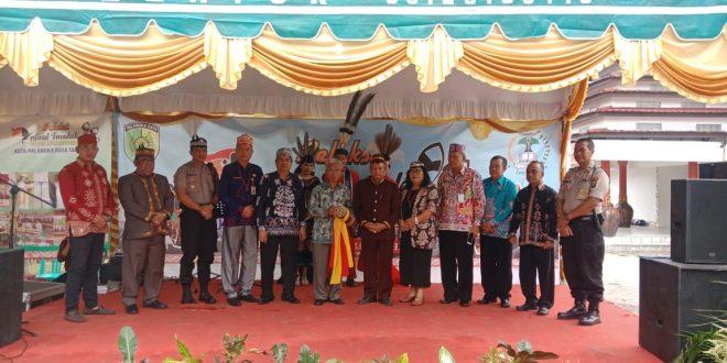 Festival Tandak Intan Kaharingan Resmi Dibuka
