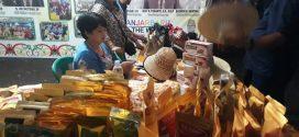 Produk Lokal Kota Palangka Raya Hadir di 2nd Murdjani Banjarbaru Festival 2019