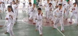 Ratusan Karateka INKANAS Ikuti Ujian Kenaikan Sabuk