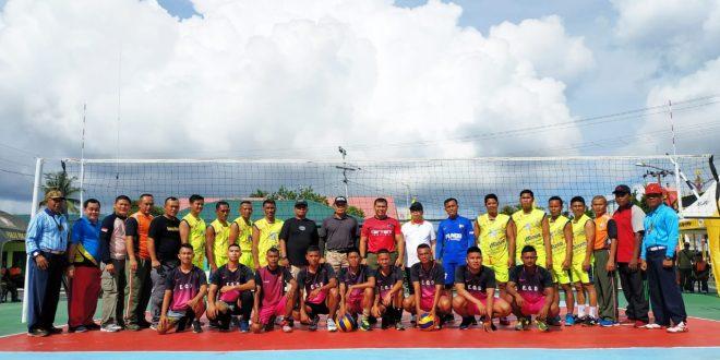Turnamen Voli Dandim Cup 2019