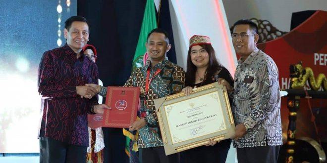 Asisten I: Penghargaan Kota Peduli HAM Harus Bisa Dipertahankan